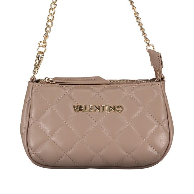 Umhängetasche Ocarina, Farbe: schwarz, taupe/khaki, beige, Marke: Valentino Bags, Abmessungen in cm: 24.5x14.5x5.0, Bild 11 von 13