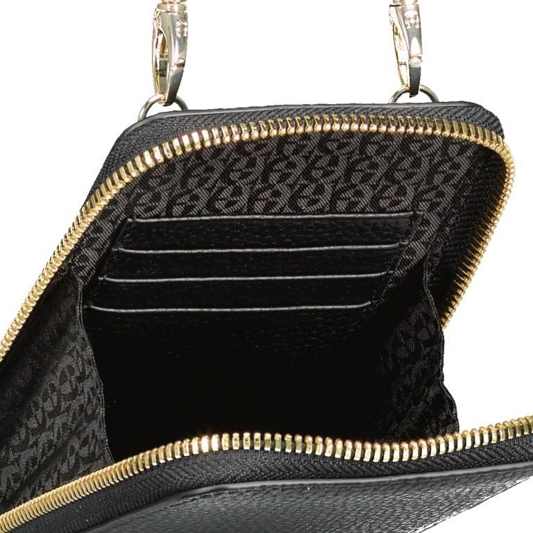 Handytasche Mobile Bag 163-139, Farbe: schwarz, grau, cognac, beige, Marke: AIGNER, Abmessungen in cm: 9.5x17.0x2.0, Bild 6 von 6