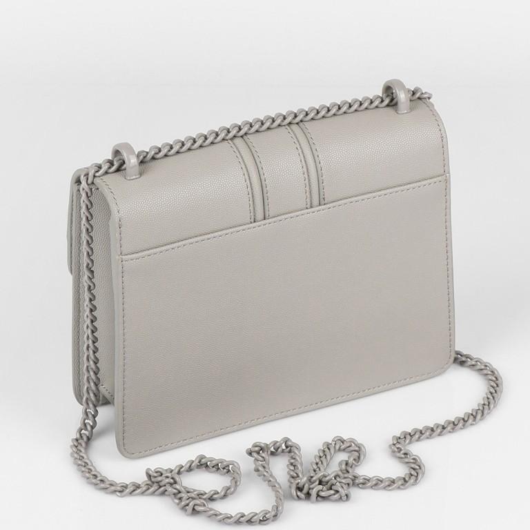 Umhängetasche Roros Colour, Farbe: grau, beige, Marke: Seidenfelt, Abmessungen in cm: 21.0x16.5x6.5, Bild 2 von 8