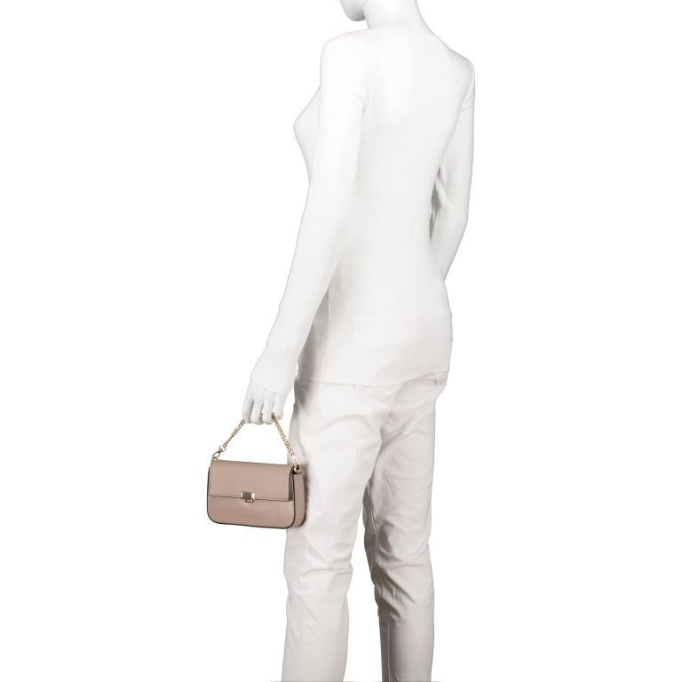 Umhängetasche Lund II, Farbe: schwarz, taupe/khaki, beige, Marke: Seidenfelt, Abmessungen in cm: 18.0x11.0x3.0, Bild 4 von 8