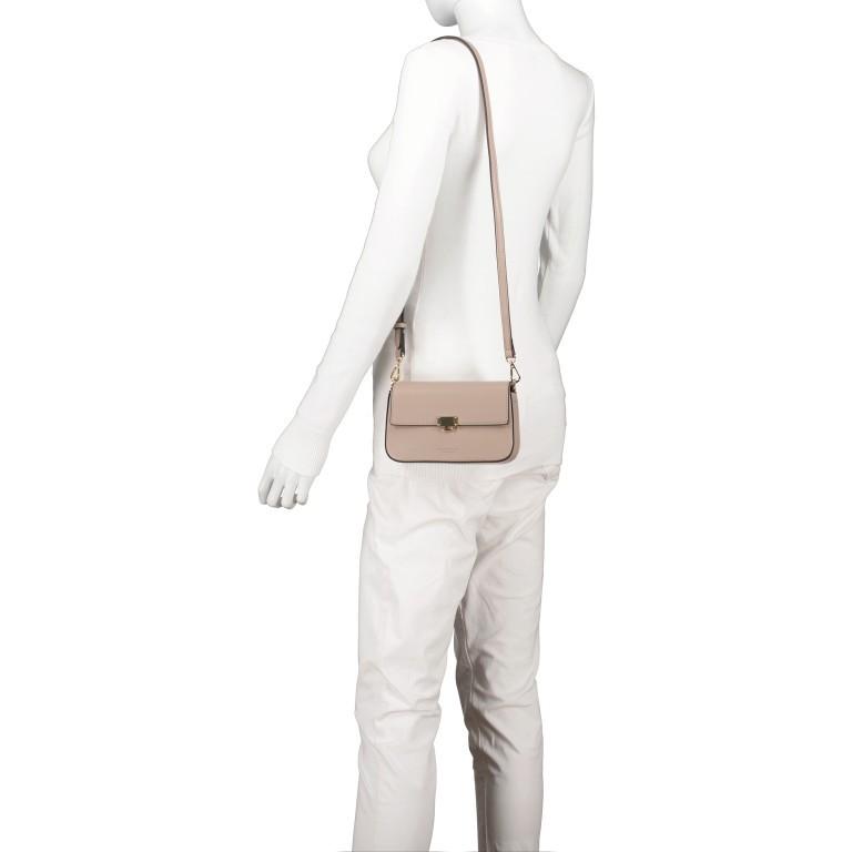 Umhängetasche Lund II, Farbe: schwarz, taupe/khaki, beige, Marke: Seidenfelt, Abmessungen in cm: 18.0x11.0x3.0, Bild 5 von 8