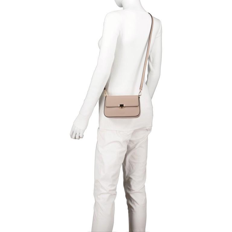 Umhängetasche Lund II, Farbe: schwarz, taupe/khaki, beige, Marke: Seidenfelt, Abmessungen in cm: 18.0x11.0x3.0, Bild 6 von 8