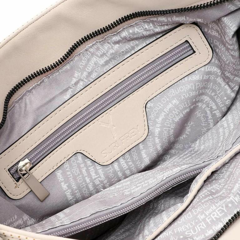 Beuteltasche Romy 12403, Farbe: schwarz, grau, blau/petrol, rosa/pink, beige, Marke: Suri Frey, Abmessungen in cm: 33.0x20.0x15.0, Bild 9 von 10