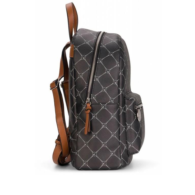 Rucksack Anastasia, Farbe: schwarz, grau, blau/petrol, braun, taupe/khaki, Marke: Tamaris, Bild 3 von 6