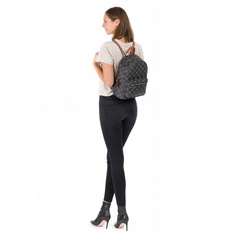 Rucksack Anastasia, Farbe: schwarz, grau, blau/petrol, braun, taupe/khaki, Marke: Tamaris, Bild 5 von 6