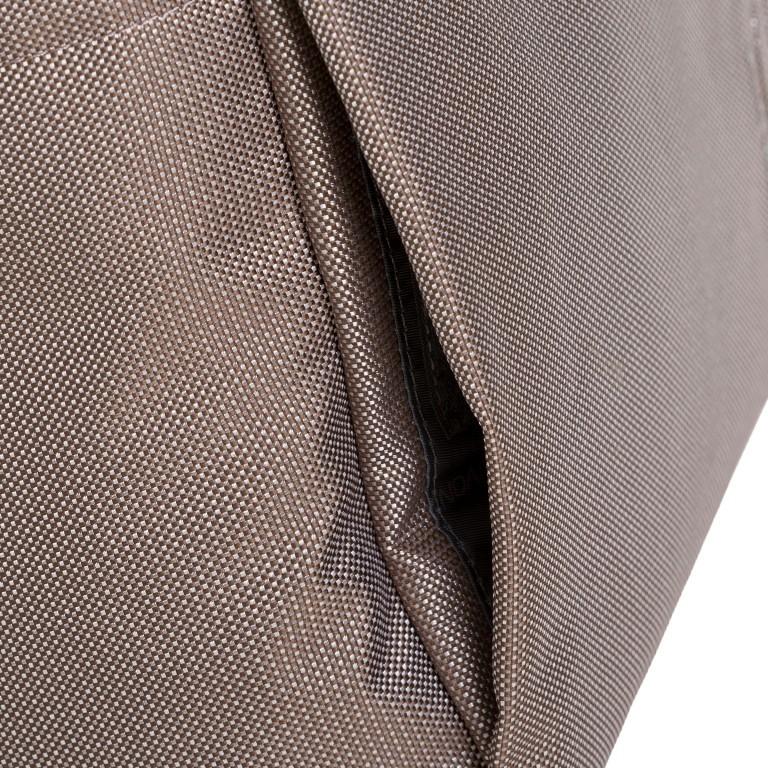 Rucksack MD20 QMT15, Farbe: grau, taupe/khaki, Marke: Mandarina Duck, Abmessungen in cm: 30.5x40.0x14.0, Bild 6 von 6