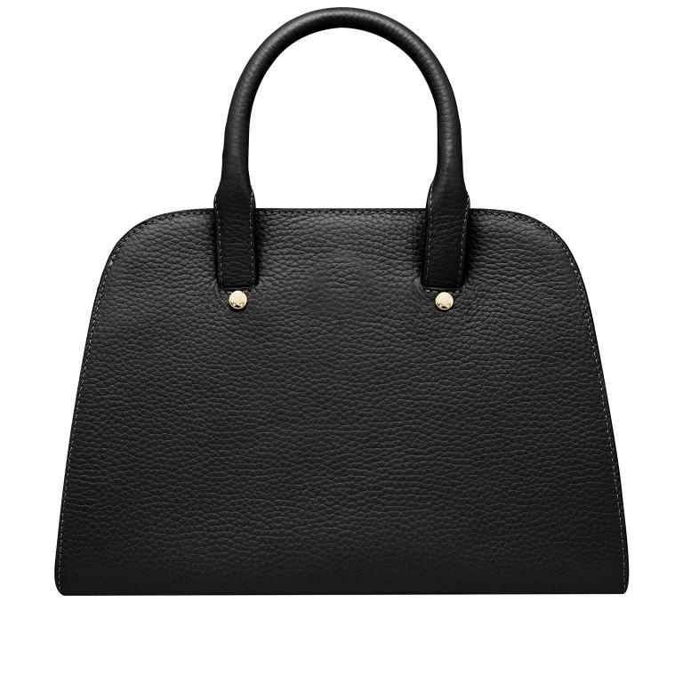 Handtasche Ivy 135-390, Farbe: schwarz, grau, blau/petrol, braun, cognac, beige, Marke: AIGNER, Abmessungen in cm: 29.0x21.0x12.5, Bild 3 von 7