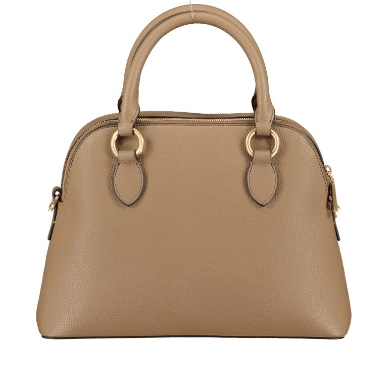 Handtasche Lettera Nava SHZ, Farbe: schwarz, taupe/khaki, Marke: Joop!, Abmessungen in cm: 31.0x22.5x11.0, Bild 3 von 7