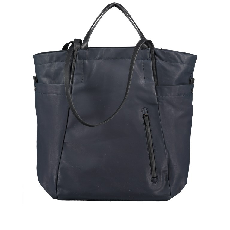 Shopper Japan Takamatsu, Farbe: schwarz, grau, blau/petrol, taupe/khaki, Marke: Aunts & Uncles, Abmessungen in cm: 38.0x34.0x11.0, Bild 3 von 8