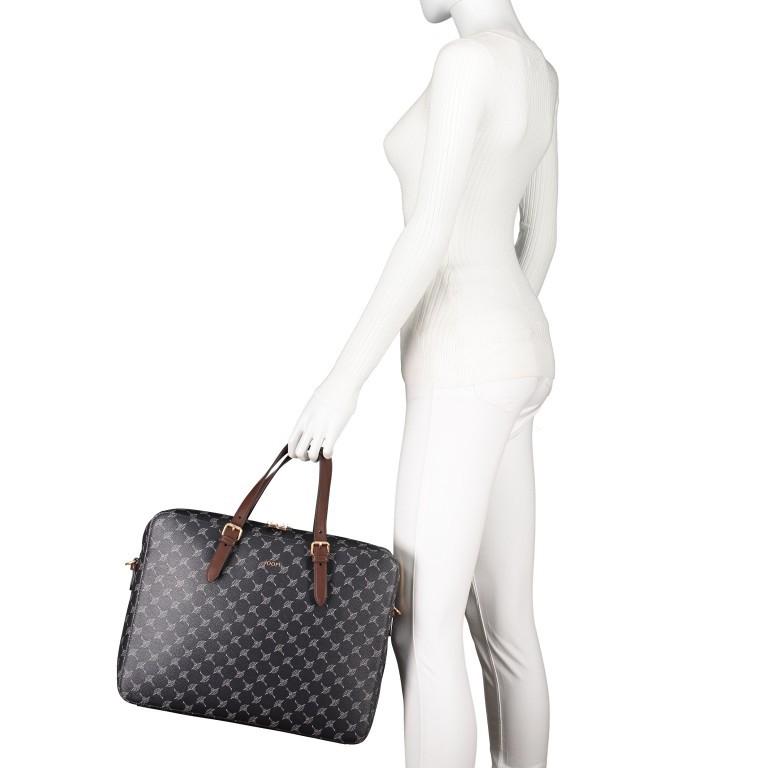 Shopper Cortina Nanni LHZ Black, Farbe: schwarz, Marke: Joop!, EAN: 4053533884315, Abmessungen in cm: 38.5x30.0x10.0, Bild 4 von 9