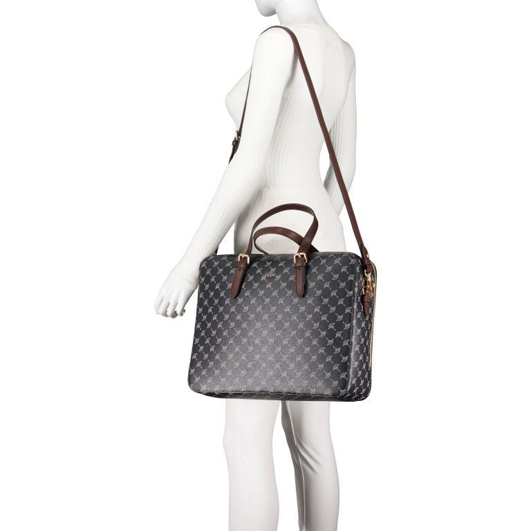 Shopper Cortina Nanni LHZ Black, Farbe: schwarz, Marke: Joop!, EAN: 4053533884315, Abmessungen in cm: 38.5x30.0x10.0, Bild 5 von 9