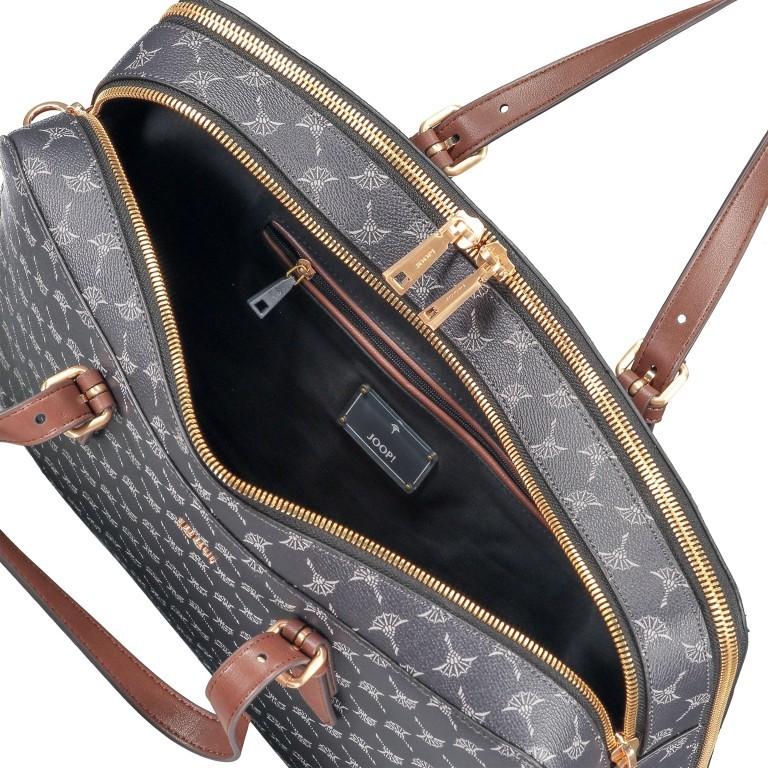 Shopper Cortina Nanni LHZ Black, Farbe: schwarz, Marke: Joop!, EAN: 4053533884315, Abmessungen in cm: 38.5x30.0x10.0, Bild 7 von 9