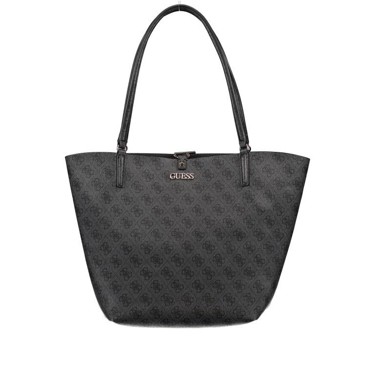 Shopper Alby, Farbe: schwarz, braun, Marke: Guess, Bild 1 von 13