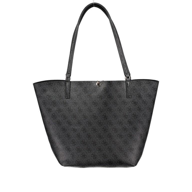 Shopper Alby, Farbe: schwarz, braun, Marke: Guess, Bild 3 von 13