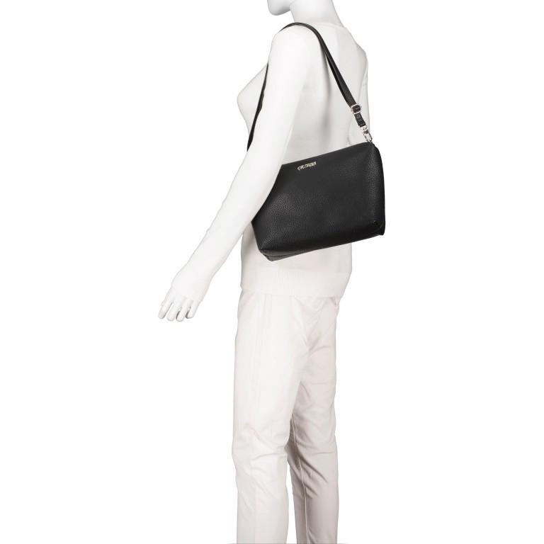 Shopper Alby, Farbe: schwarz, braun, Marke: Guess, Bild 6 von 13