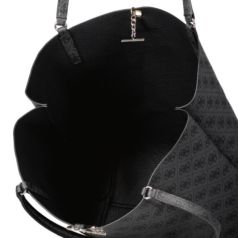 Shopper Alby, Farbe: schwarz, braun, Marke: Guess, Bild 8 von 13