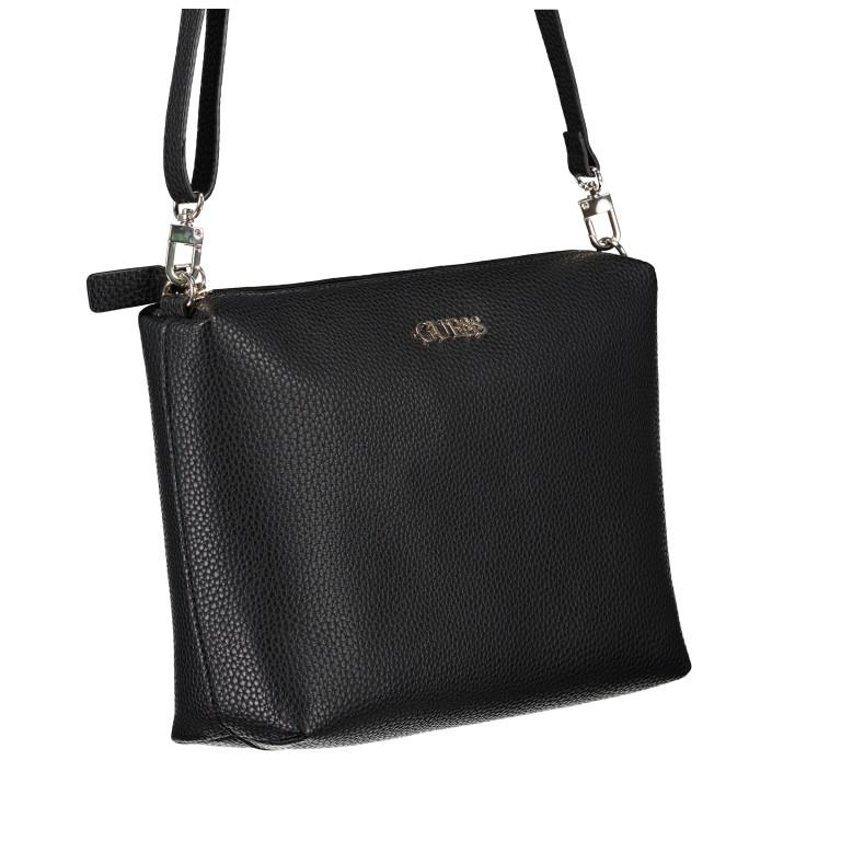 Shopper Alby, Farbe: schwarz, braun, Marke: Guess, Bild 10 von 13