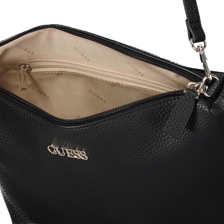 Shopper Alby, Farbe: schwarz, braun, Marke: Guess, Bild 11 von 13