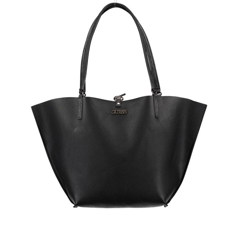 Shopper Alby, Farbe: schwarz, braun, Marke: Guess, Bild 13 von 13