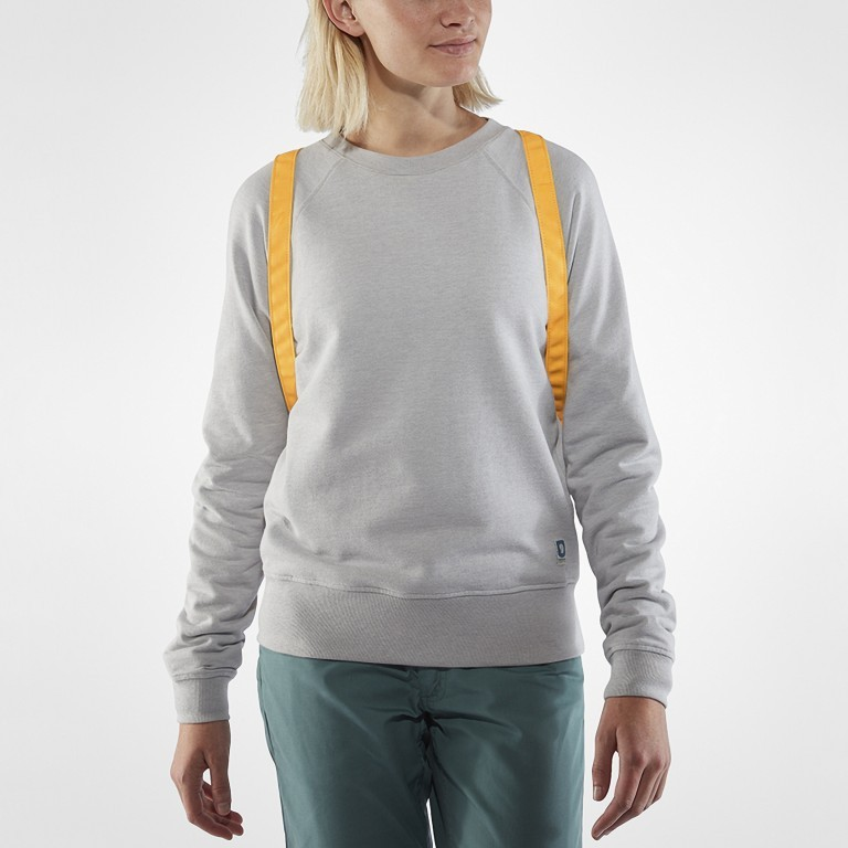 Tasche Totepack No. 1, Farbe: schwarz, grau, blau/petrol, cognac, taupe/khaki, grün/oliv, rot/weinrot, orange, gelb, Marke: Fjällräven, Bild 4 von 11