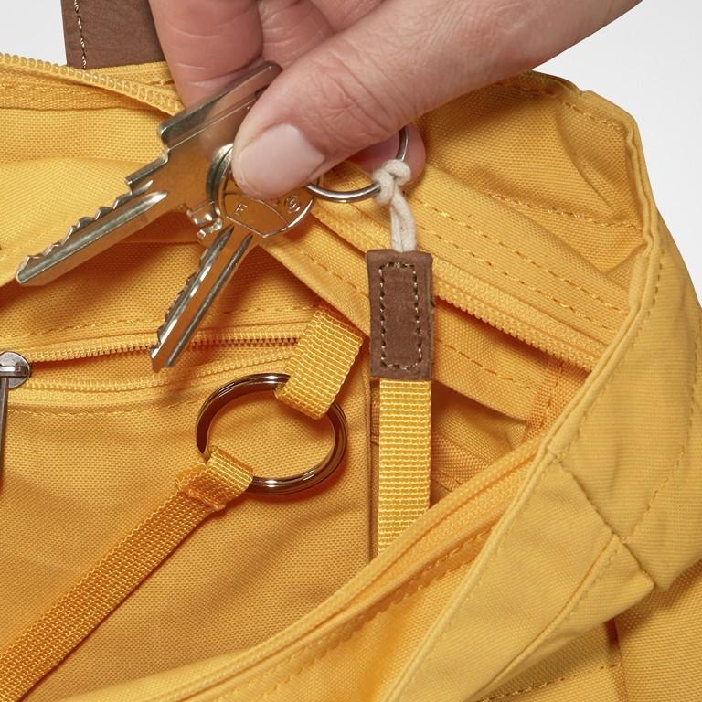 Tasche Totepack No. 1, Farbe: schwarz, grau, blau/petrol, cognac, taupe/khaki, grün/oliv, rot/weinrot, orange, gelb, Marke: Fjällräven, Bild 10 von 11