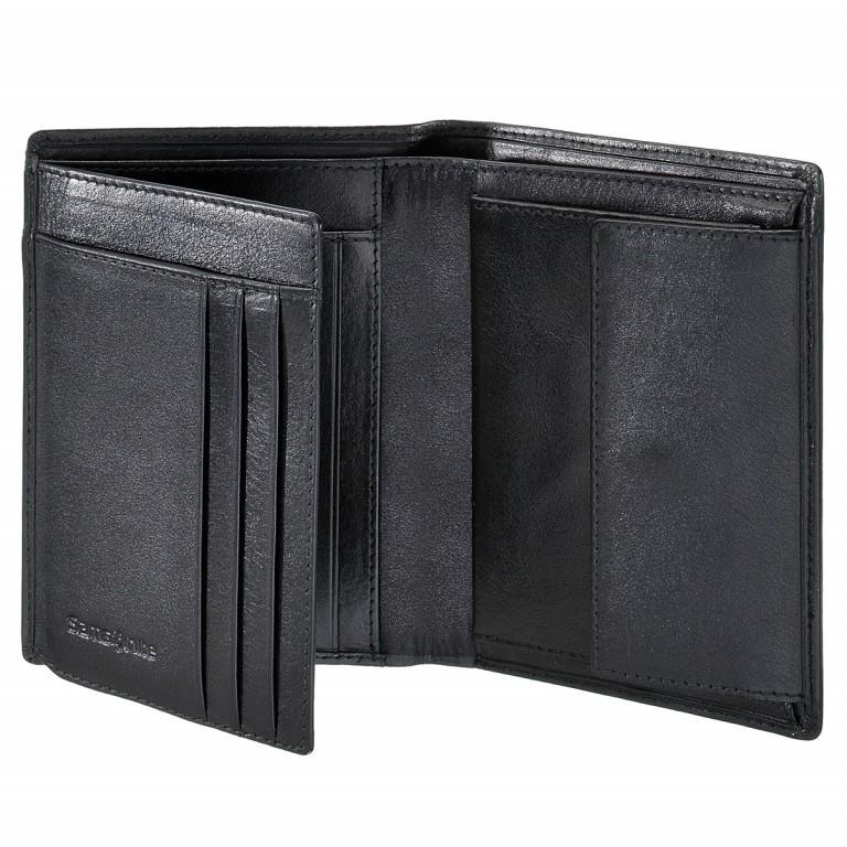 Geldbörse Success 54576 Black, Farbe: schwarz, Marke: Samsonite, EAN: 5414847384875, Abmessungen in cm: 9.5x12.5x2.0, Bild 2 von 3