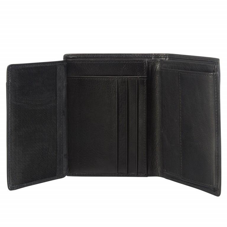 Geldbörse Success 54576 Black, Farbe: schwarz, Marke: Samsonite, EAN: 5414847384875, Abmessungen in cm: 9.5x12.5x2.0, Bild 3 von 3