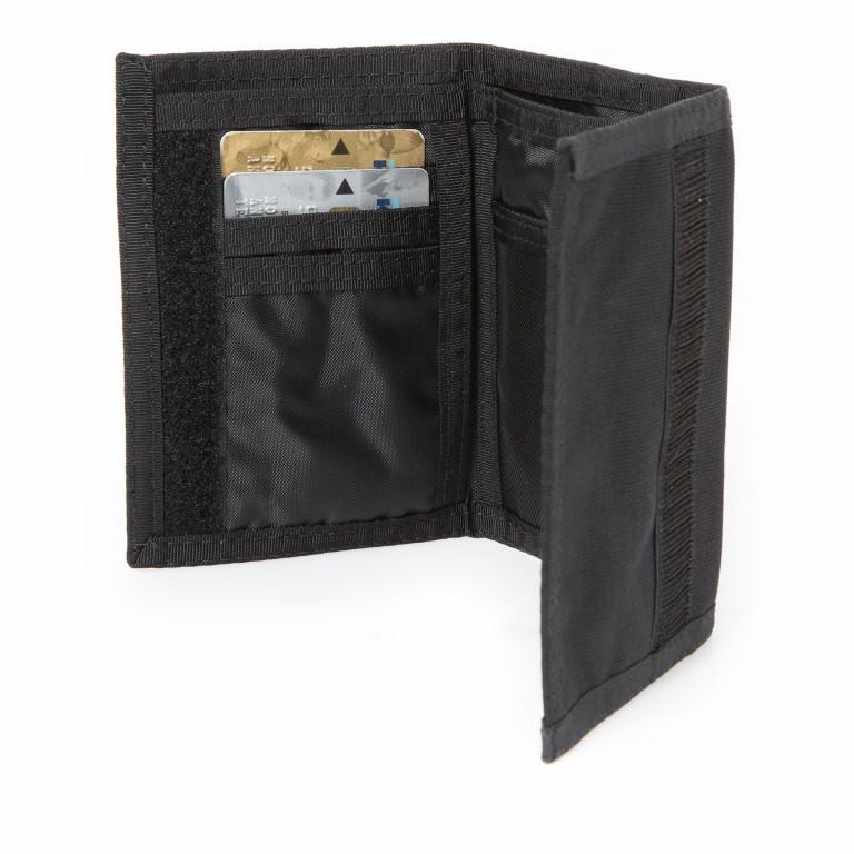 Geldbörse Crew Black, Farbe: schwarz, Marke: Eastpak, EAN: 0617931257023, Abmessungen in cm: 12.8x9.5, Bild 2 von 5