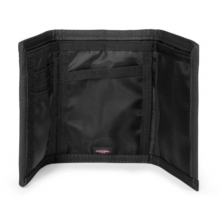 Geldbörse Crew Black, Farbe: schwarz, Marke: Eastpak, EAN: 0617931257023, Abmessungen in cm: 12.8x9.5, Bild 3 von 5