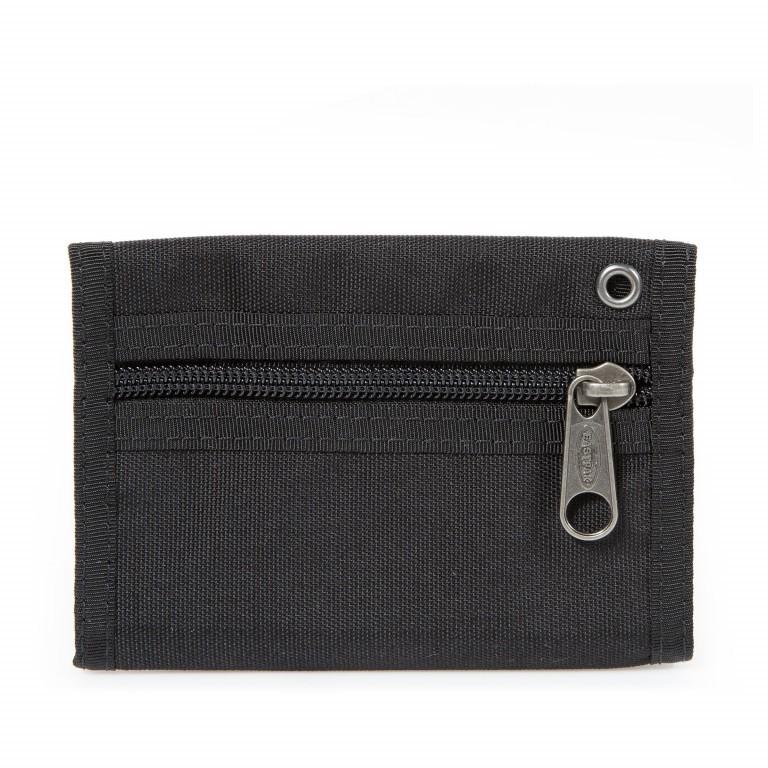 Geldbörse Crew Black, Farbe: schwarz, Marke: Eastpak, EAN: 0617931257023, Abmessungen in cm: 12.8x9.5, Bild 5 von 5