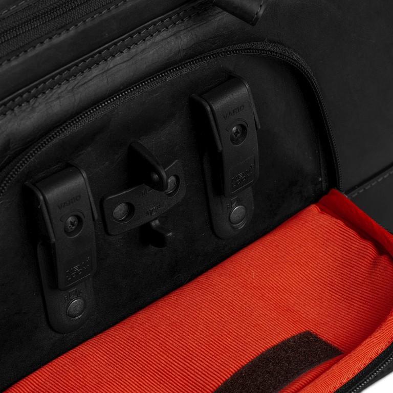 The Chesterfield Brand Fahrradtasche Geneva C50-6002., Farbe: schwarz, braun, cognac, Marke: The Chesterfield Brand, Abmessungen in cm: 40.0x30.0x14.0, Bild 11 von 12