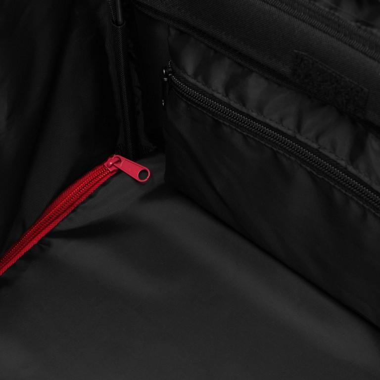 Einkaufsroller Citycruiser Set 2 teilig Rack + Bag, Farbe: schwarz, rot/weinrot, bunt, Marke: Reisenthel, Bild 6 von 14