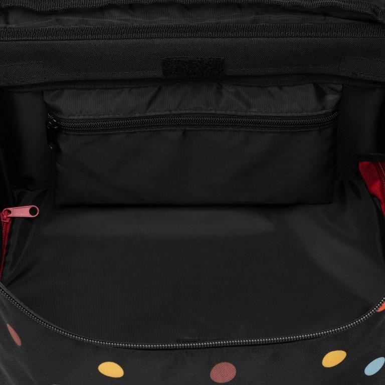 Einkaufsroller Citycruiser Set 2 teilig Rack + Bag, Farbe: schwarz, rot/weinrot, bunt, Marke: Reisenthel, Bild 7 von 14