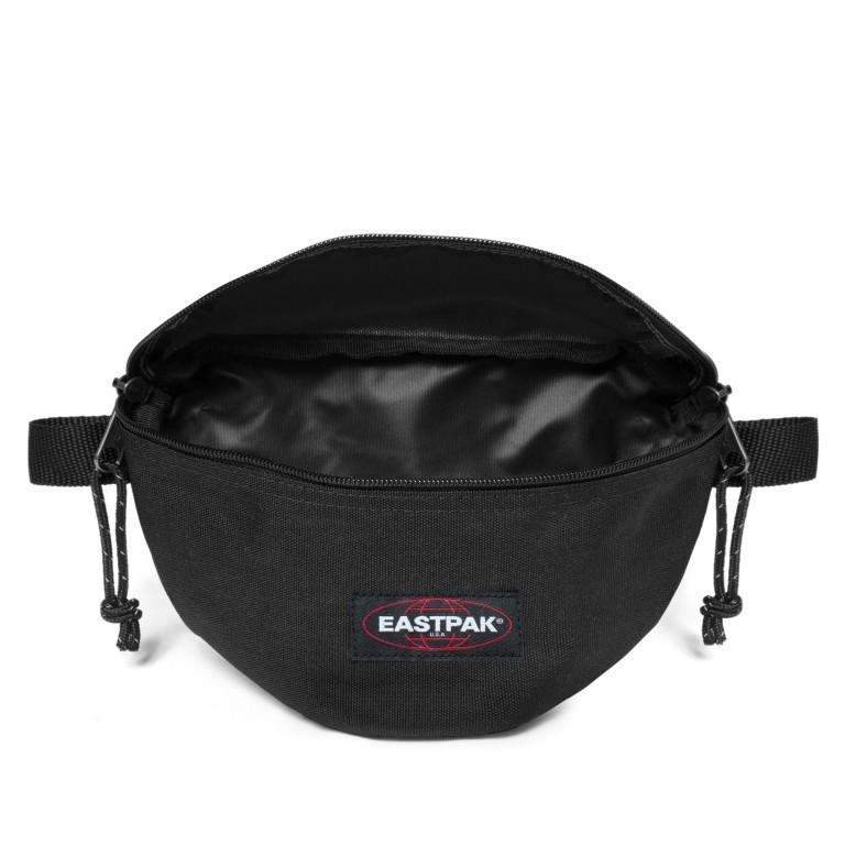 Gürteltasche Springer Black, Farbe: schwarz, Marke: Eastpak, EAN: 032546839196, Abmessungen in cm: 23.0x16.3x8.5, Bild 3 von 6