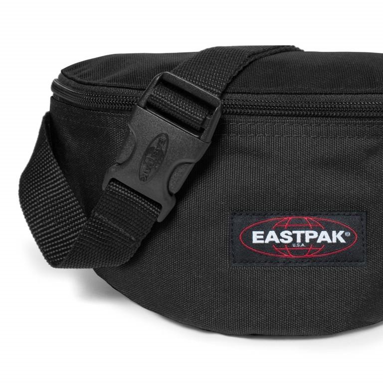 Gürteltasche Springer Black, Farbe: schwarz, Marke: Eastpak, EAN: 032546839196, Abmessungen in cm: 23.0x16.3x8.5, Bild 5 von 6