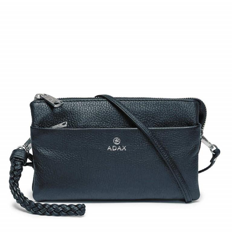 Umhängetasche Cormorano Nellie, Farbe: schwarz, grau, blau/petrol, weiß, Marke: Adax, Bild 1 von 1