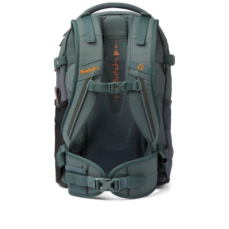 Rucksack Pack Limited Edition Now or Never, Farbe: anthrazit, flieder/lila, Marke: Satch, Abmessungen in cm: 30.0x45.0x22.0, Bild 5 von 19