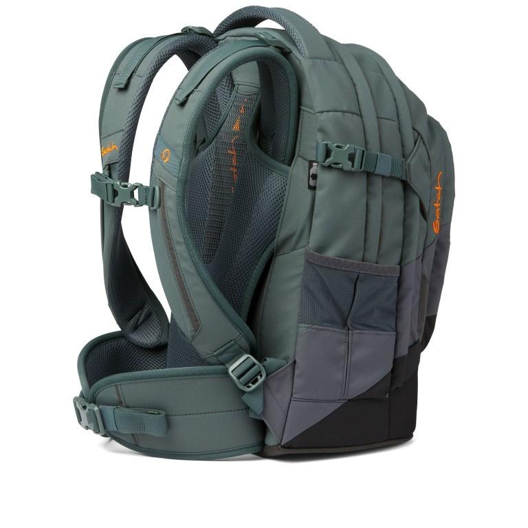 Rucksack Pack Limited Edition Now or Never, Farbe: anthrazit, flieder/lila, Marke: Satch, Abmessungen in cm: 30.0x45.0x22.0, Bild 6 von 19