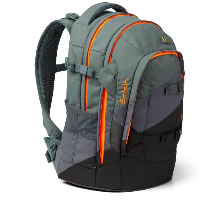 Rucksack Pack Limited Edition Now or Never, Farbe: anthrazit, flieder/lila, Marke: Satch, Abmessungen in cm: 30.0x45.0x22.0, Bild 8 von 19
