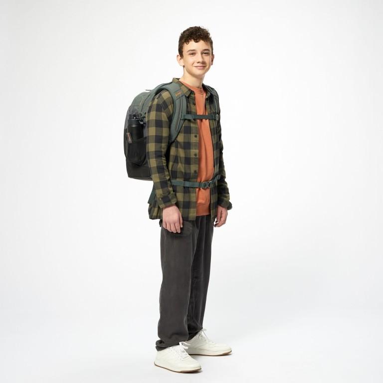 Rucksack Pack Limited Edition Now or Never, Farbe: anthrazit, flieder/lila, Marke: Satch, Abmessungen in cm: 30.0x45.0x22.0, Bild 9 von 19