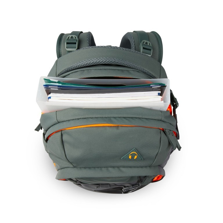 Rucksack Pack Limited Edition Now or Never, Farbe: anthrazit, flieder/lila, Marke: Satch, Abmessungen in cm: 30.0x45.0x22.0, Bild 11 von 19