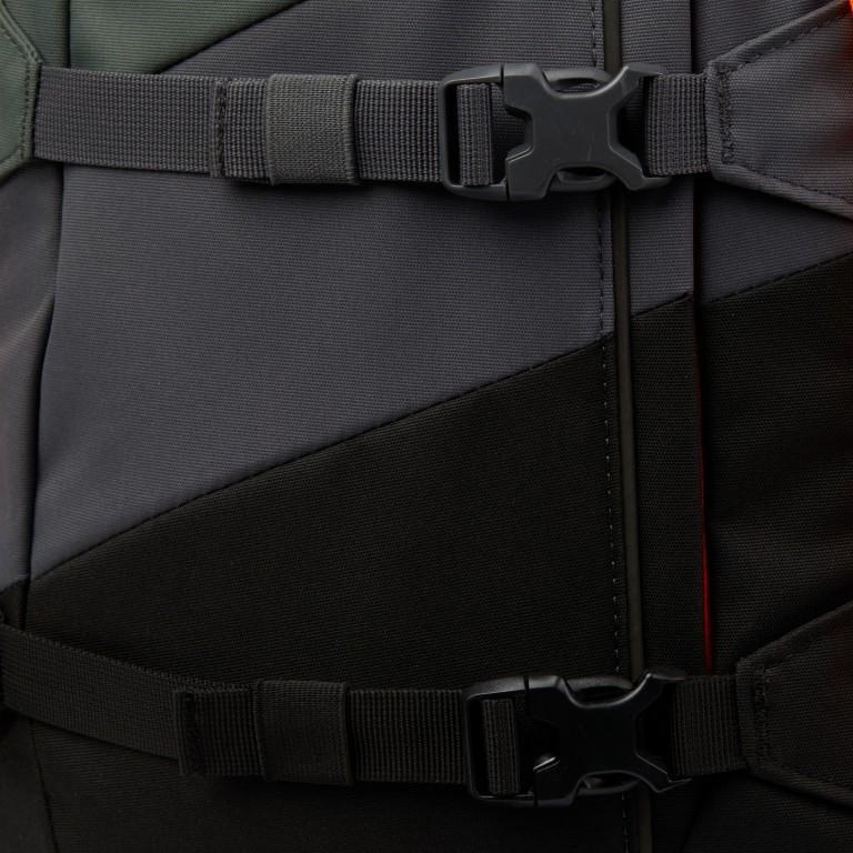 Rucksack Pack Limited Edition Now or Never, Farbe: anthrazit, flieder/lila, Marke: Satch, Abmessungen in cm: 30.0x45.0x22.0, Bild 16 von 19