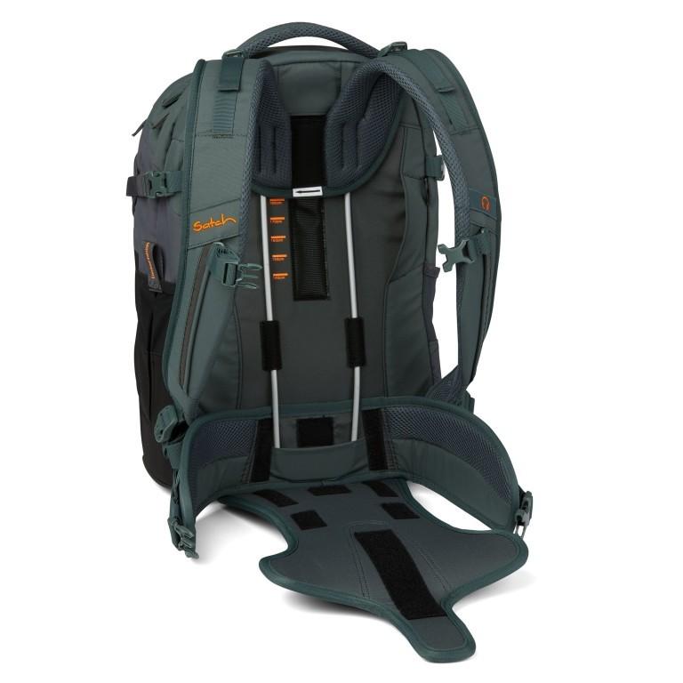 Rucksack Pack Limited Edition Now or Never, Farbe: anthrazit, flieder/lila, Marke: Satch, Abmessungen in cm: 30.0x45.0x22.0, Bild 19 von 19