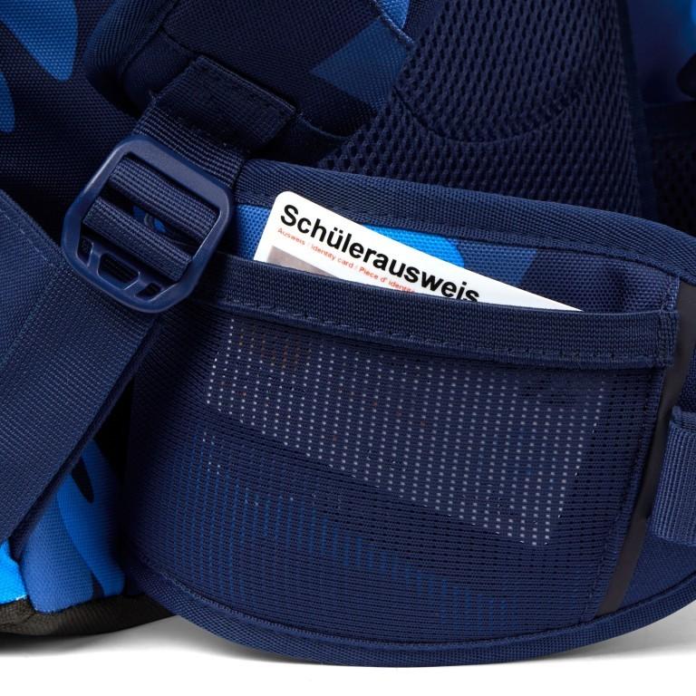 Rucksack Pack, Farbe: schwarz, anthrazit, grau, blau/petrol, grün/oliv, rot/weinrot, flieder/lila, rosa/pink, orange, gelb, bunt, Marke: Satch, Abmessungen in cm: 30.0x45.0x22.0, Bild 10 von 12
