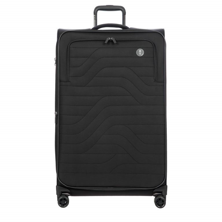 Koffer B|Y by Brics Itaca 78 cm, Farbe: schwarz, blau/petrol, gelb, Marke: Brics, Abmessungen in cm: 48.0x78.0x31.0 , Bild 1 von 1