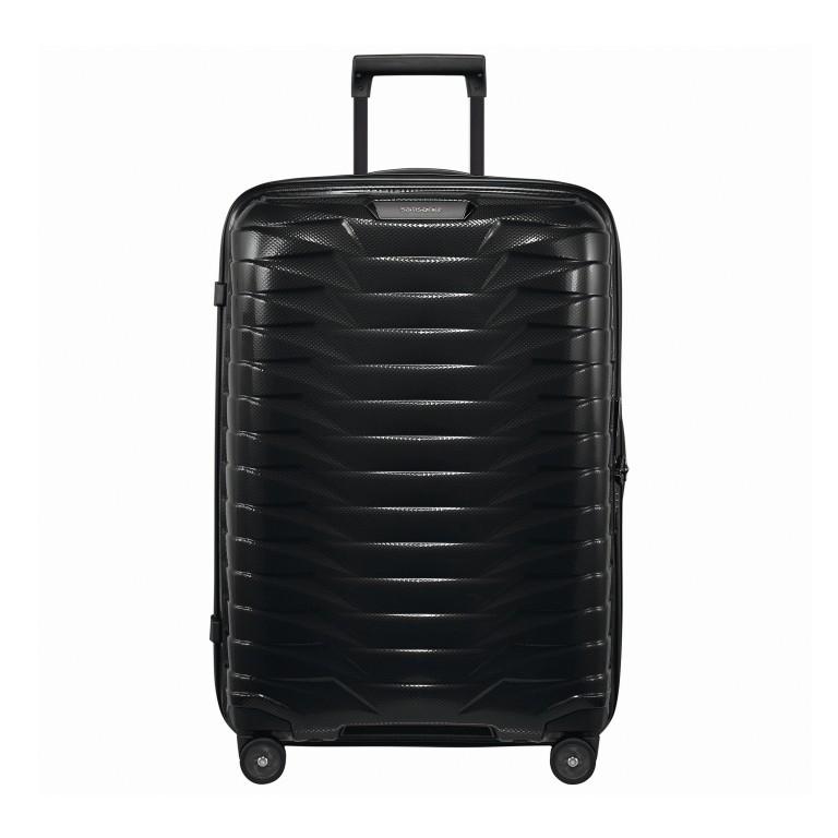 Koffer Proxis Spinner 69, Farbe: schwarz, blau/petrol, metallic, Marke: Samsonite, Abmessungen in cm: 48.0x69.0x29.0, Bild 1 von 1