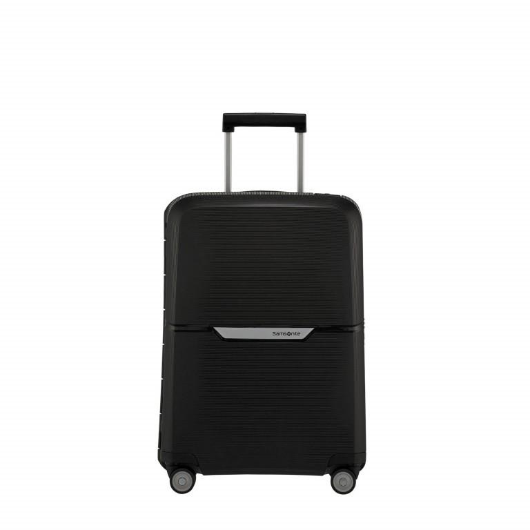 Koffer Magnum Spinner 55, Farbe: schwarz, blau/petrol, grün/oliv, rot/weinrot, rosa/pink, Marke: Samsonite, Abmessungen in cm: 40.0x55.0x20.0, Bild 1 von 1