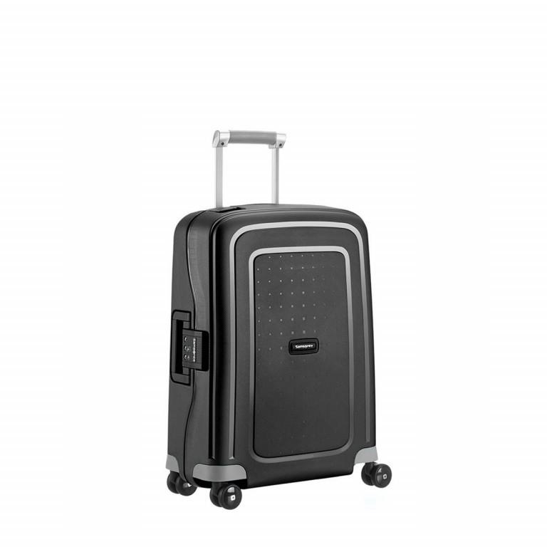 Koffer S´Cure Spinner 55, Farbe: schwarz, blau/petrol, rot/weinrot, rosa/pink, Marke: Samsonite, Abmessungen in cm: 40.0x55.0x20.0, Bild 1 von 1