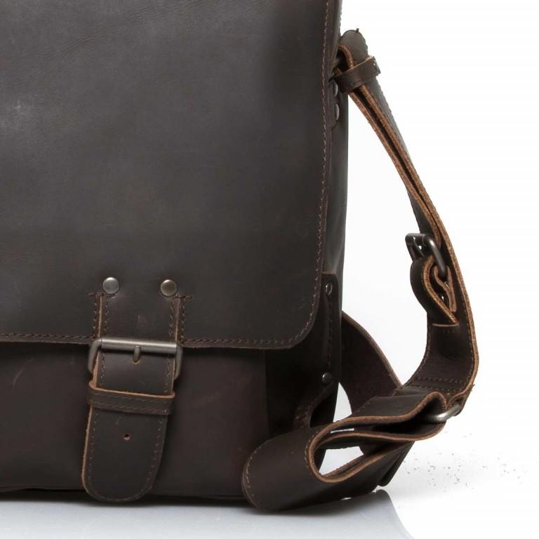 Aktentasche Hunter Jack Vintage Brown, Farbe: braun, Marke: Aunts & Uncles, EAN: 4250394922761, Abmessungen in cm: 43.0x33.0x16.5, Bild 5 von 5