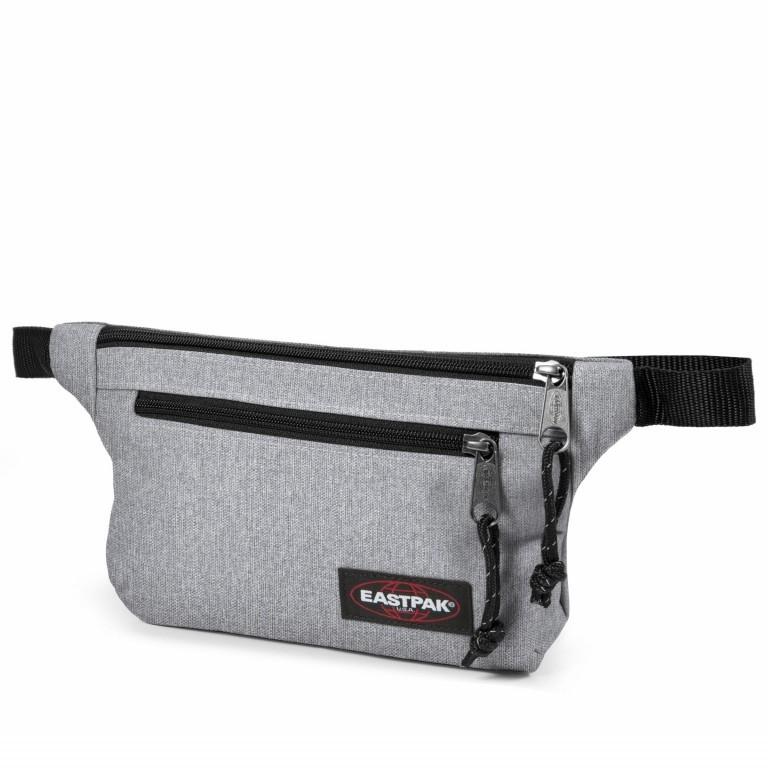 Gürteltasche Talky Sunday Grey, Farbe: grau, Marke: Eastpak, EAN: 5414973906675, Abmessungen in cm: 23.0x15.0x2.5, Bild 2 von 6
